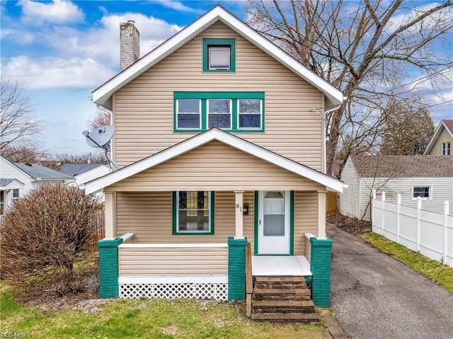 81 E Dartmore Avenue, Akron, OH 44301 (MLS #4288656) :: TG Real Estate