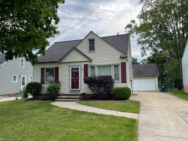 1157 Iroquois Avenue, Mayfield Heights, OH 44124 (MLS #4288750) :: The Holden Agency