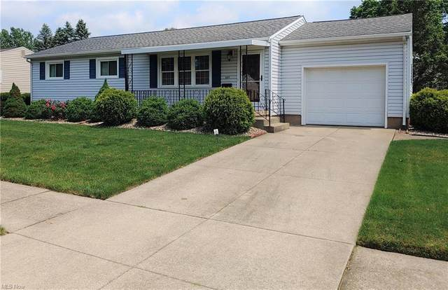 207 Bell Avenue, Dover, OH 44622 (MLS #4288791) :: The Holly Ritchie Team