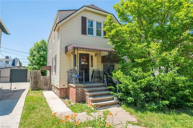2130 Elbur Avenue, Lakewood, OH 44107 (MLS #4288845) :: The Holden Agency