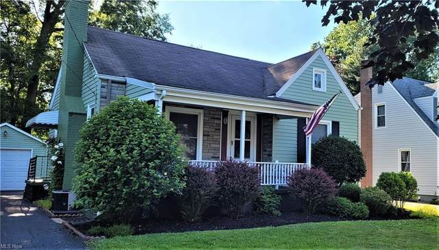 3628 Dover Road, Youngstown, OH 44511 (MLS #4288945) :: The Holly Ritchie Team