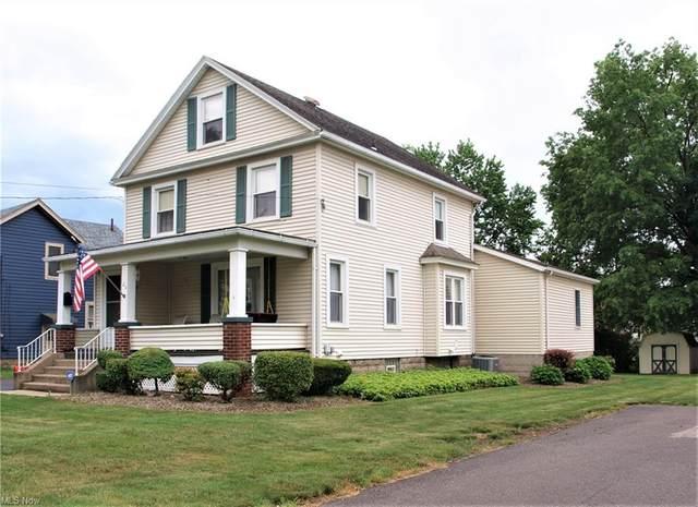 26 Belmont Avenue, Niles, OH 44446 (MLS #4288970) :: Tammy Grogan and Associates at Keller Williams Chervenic Realty