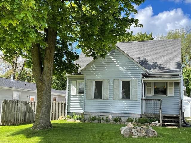 442 Springdale Avenue, Wadsworth, OH 44281 (MLS #4288981) :: Select Properties Realty