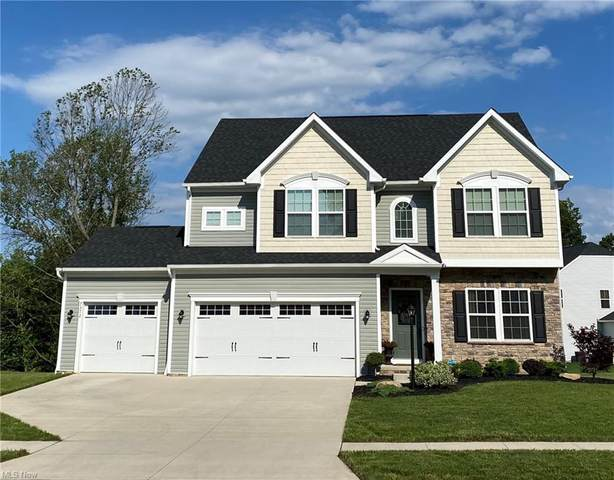7372 Emerald Glen Avenue NW, Canal Fulton, OH 44614 (MLS #4289009) :: The Jess Nader Team | RE/MAX Pathway