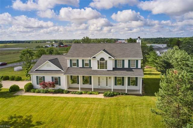 7972 Firestone Road, Homerville, OH 44235 (MLS #4289026) :: The Jess Nader Team   RE/MAX Pathway