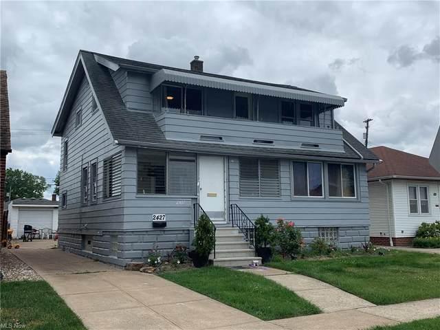 2427 North Avenue, Parma, OH 44134 (MLS #4289099) :: TG Real Estate