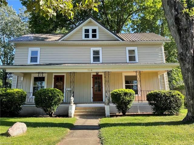 716 W Oak, Orrville, OH 44667 (MLS #4289101) :: Select Properties Realty