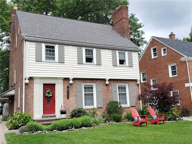 3636 Tolland Road, Shaker Heights, OH 44122 (MLS #4289222) :: TG Real Estate