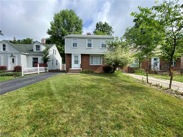 3805 Bainbridge Road, Cleveland Heights, OH 44118 (MLS #4289275) :: The Holden Agency