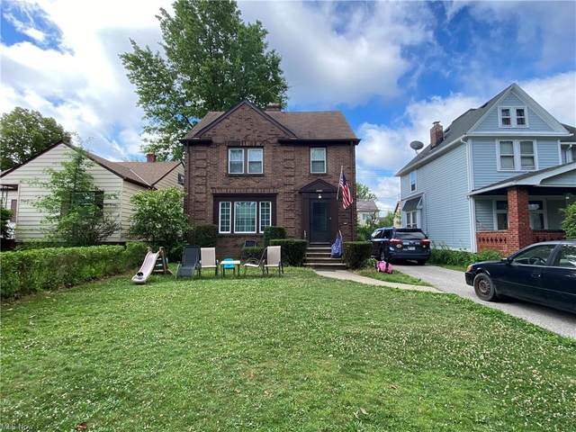 3534 Bainbridge Road, Cleveland Heights, OH 44118 (MLS #4289276) :: The Holden Agency
