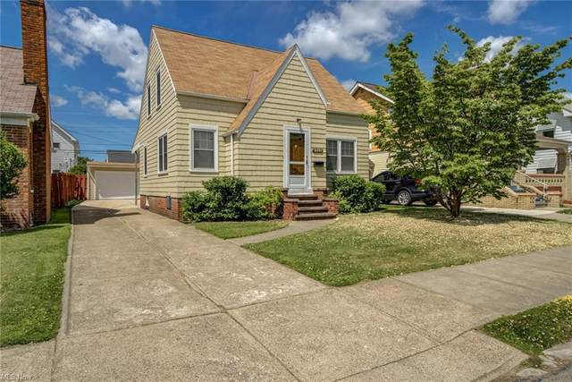 11201 Vernon Avenue, Garfield Heights, OH 44125 (MLS #4289305) :: TG Real Estate