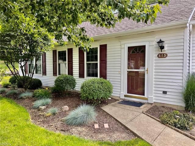 615 Windsor Lane 8B, Sagamore Hills, OH 44067 (MLS #4289342) :: TG Real Estate