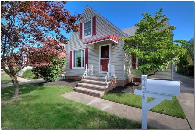 4426 Dawnshire Drive, Parma, OH 44134 (MLS #4289409) :: TG Real Estate