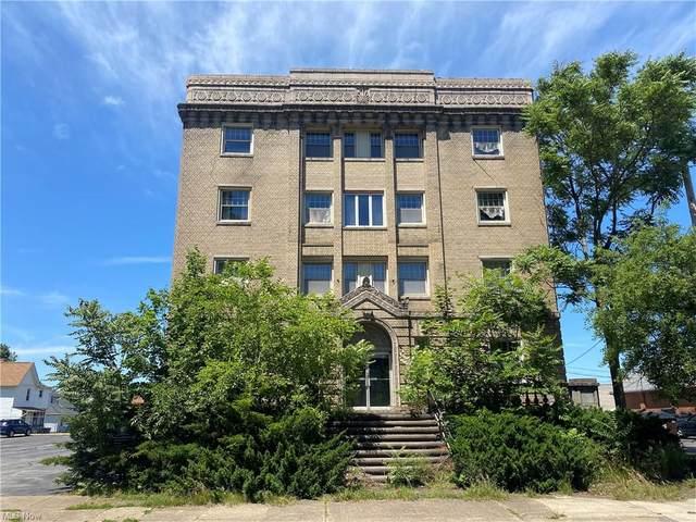 22 W Church Street, Niles, OH 44446 (MLS #4289418) :: Tammy Grogan and Associates at Keller Williams Chervenic Realty