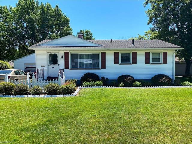343 Beverely Hills, Youngstown, OH 44505 (MLS #4289436) :: The Holly Ritchie Team