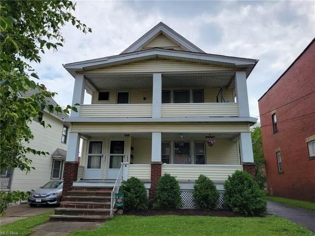 1353 Edwards Avenue, Lakewood, OH 44107 (MLS #4289442) :: Tammy Grogan and Associates at Keller Williams Chervenic Realty