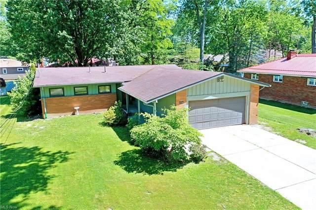 1736 Oakdale Drive NW, Warren, OH 44485 (MLS #4289482) :: Tammy Grogan and Associates at Keller Williams Chervenic Realty