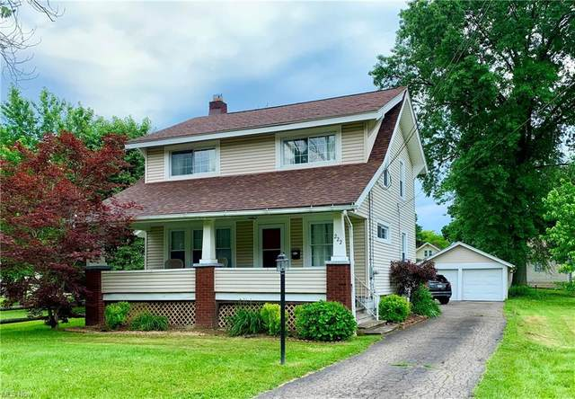 222 Shields Road, Youngstown, OH 44512 (MLS #4289500) :: The Holly Ritchie Team