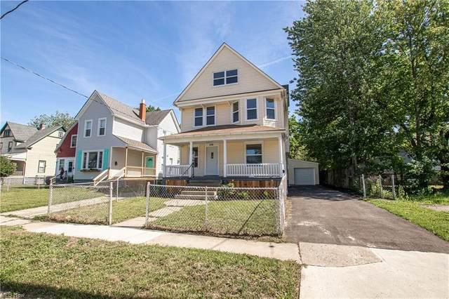 9705 Kirkwood Avenue, Cleveland, OH 44102 (MLS #4289532) :: TG Real Estate