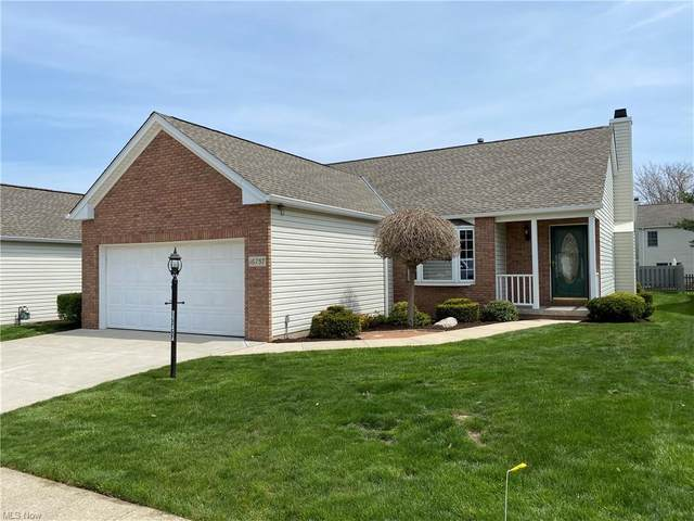 16757 Sunwood Oval, Strongsville, OH 44136 (MLS #4289564) :: The Art of Real Estate