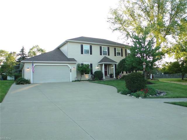 18987 Laurell Circle, Strongsville, OH 44136 (MLS #4289570) :: The Art of Real Estate