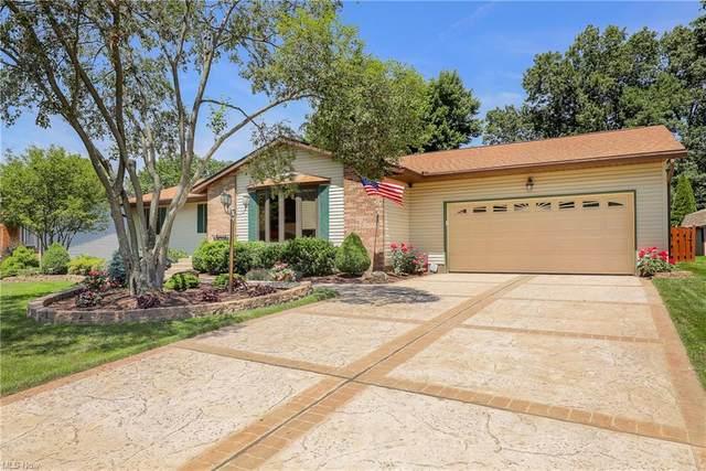 5527 Oakcliff Street SW, Canton, OH 44706 (MLS #4289578) :: TG Real Estate