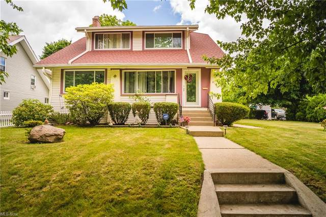 615 Sunset View Drive, Akron, OH 44320 (MLS #4289581) :: RE/MAX Trends Realty