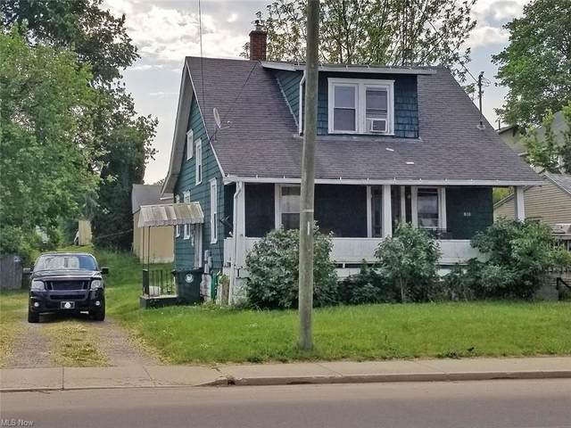 810 Wertz Avenue NW, Canton, OH 44708 (MLS #4289622) :: The Holly Ritchie Team
