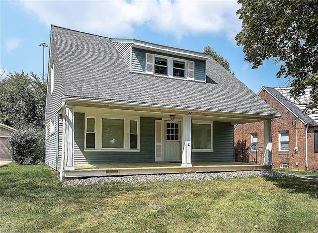 1534 Parker Drive, Mayfield Heights, OH 44124 (MLS #4289705) :: The Holden Agency