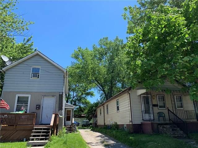 219-221 Ann Avenue, Niles, OH 44446 (MLS #4289731) :: Tammy Grogan and Associates at Keller Williams Chervenic Realty