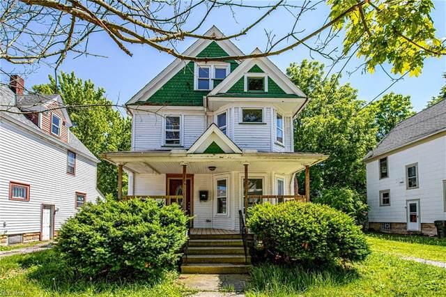 246 George Street, Elyria, OH 44035 (MLS #4289736) :: The Holden Agency