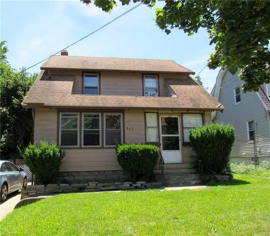 862 Wilmot Street, Akron, OH 44306 (MLS #4289738) :: TG Real Estate