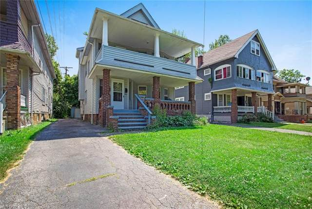 3436 Beechwood Avenue, Cleveland Heights, OH 44118 (MLS #4289747) :: Simply Better Realty