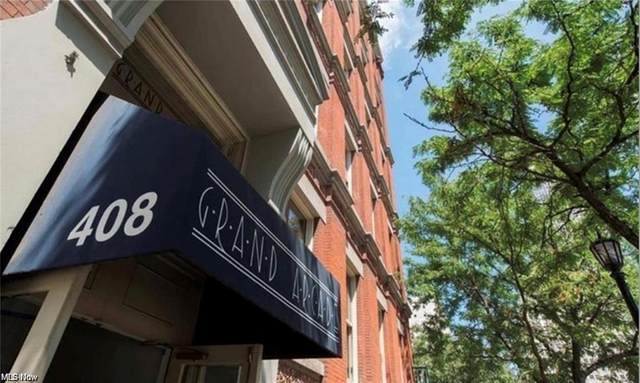 408 W Saint Clair #319, Cleveland, OH 44113 (MLS #4289831) :: The Art of Real Estate
