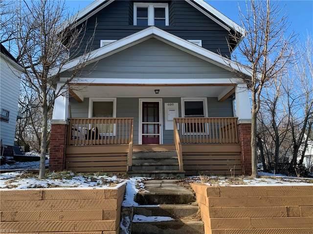600 Brown Street, Akron, OH 44311 (MLS #4289864) :: Tammy Grogan and Associates at Keller Williams Chervenic Realty