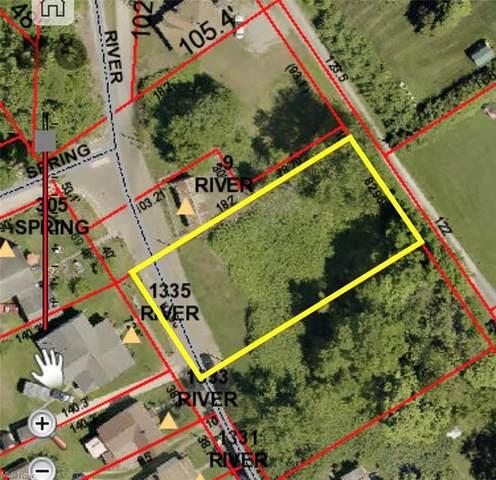 1332 N River Avenue, Toronto, OH 43964 (MLS #4289890) :: Keller Williams Legacy Group Realty
