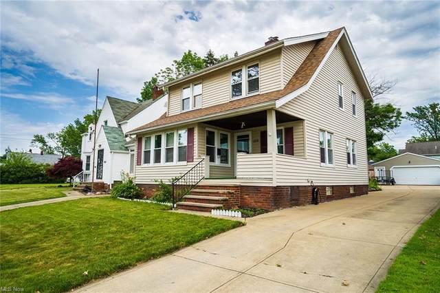 659 Voelker Avenue, Euclid, OH 44123 (MLS #4289910) :: Tammy Grogan and Associates at Keller Williams Chervenic Realty