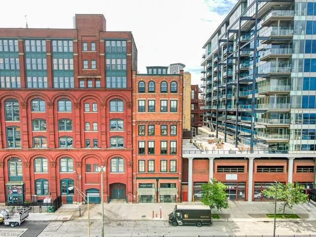 635 W Lakeside Avenue #100, Cleveland, OH 44113 (MLS #4289932) :: The Crockett Team, Howard Hanna