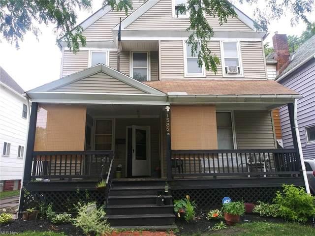 1582 E 86th Street, Cleveland, OH 44106 (MLS #4289958) :: Tammy Grogan and Associates at Keller Williams Chervenic Realty