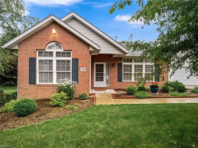 2457 Barrington Way #322, Wooster, OH 44691 (MLS #4289965) :: The Art of Real Estate