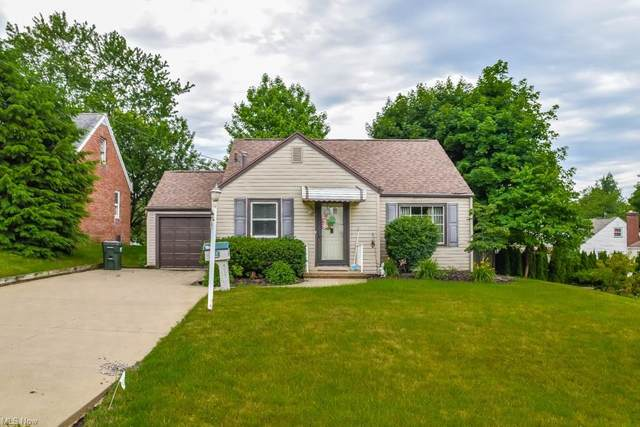 4442 2nd Street NW, Canton, OH 44708 (MLS #4290048) :: Tammy Grogan and Associates at Keller Williams Chervenic Realty
