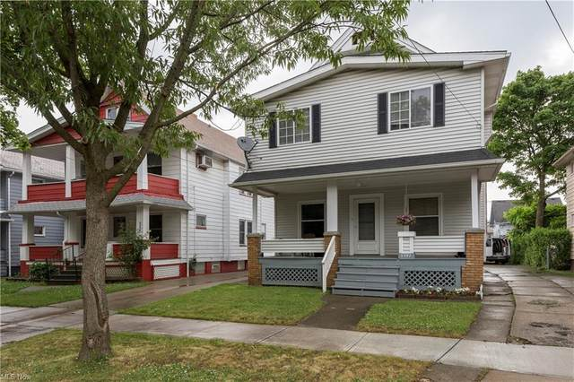 3397 W 97th Street, Cleveland, OH 44102 (MLS #4290052) :: The Art of Real Estate