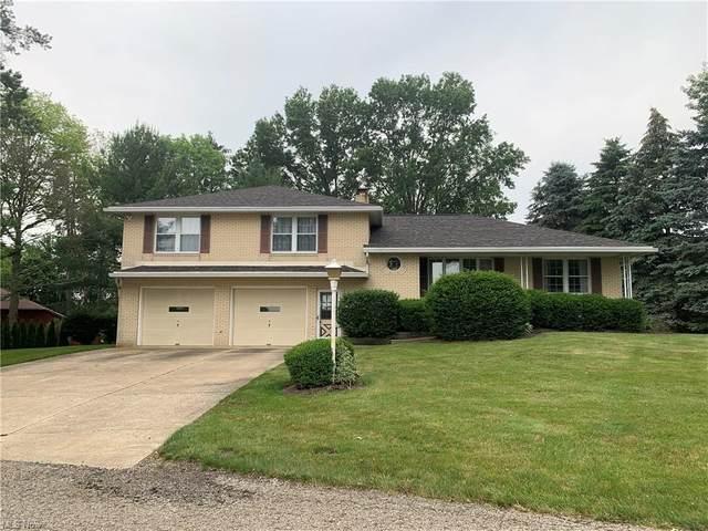 5980 Thistlehill Circle NW, Canton, OH 44708 (MLS #4290094) :: RE/MAX Edge Realty