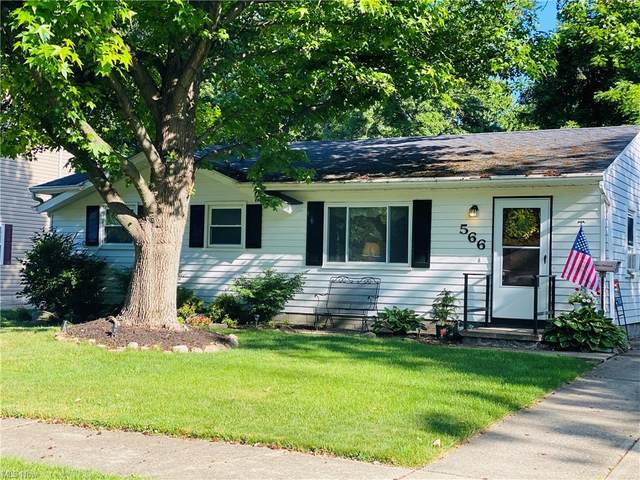 566 Hickory Lane, Painesville, OH 44077 (MLS #4290143) :: RE/MAX Trends Realty