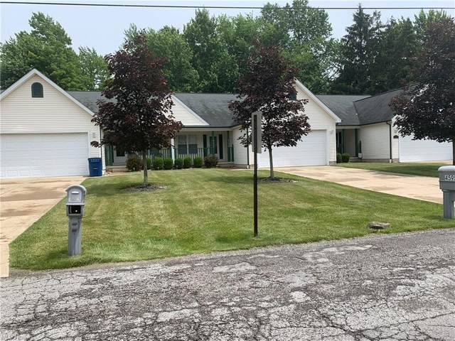 4593 Michigan Boulevard, Youngstown, OH 44505 (MLS #4290174) :: Krch Realty