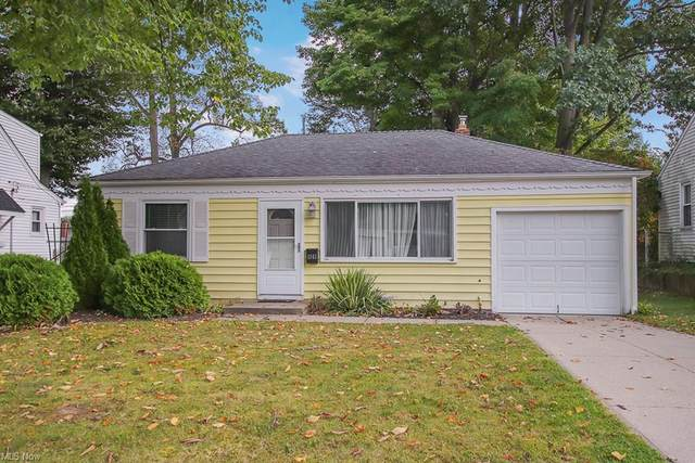 1161 Genesee Avenue, Mayfield Heights, OH 44124 (MLS #4290192) :: TG Real Estate