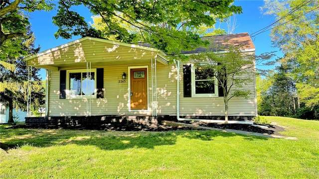 2245 Sippo Avenue SW, Canton, OH 44705 (MLS #4290278) :: TG Real Estate
