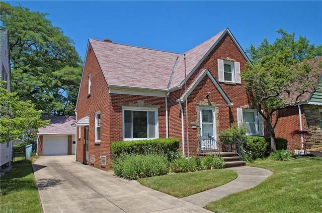 25251 Glenbrook Boulevard, Euclid, OH 44117 (MLS #4290283) :: TG Real Estate