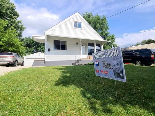 2901 Stockton Street, Akron, OH 44314 (MLS #4290300) :: RE/MAX Edge Realty