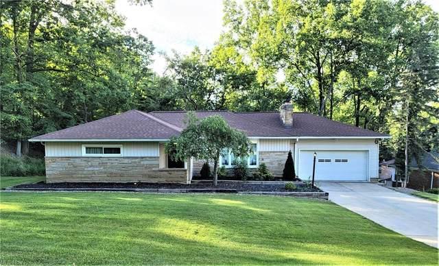 1849 Chestnut Road, Seven Hills, OH 44131 (MLS #4290320) :: The Art of Real Estate